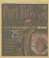 Port Folio: More Meaning Than Sense: A Guide to the 25th Annual ODU Literary Festival