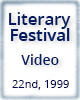 Rita Dove, 22nd Annual Literary Festival, 1999