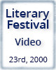 MFA Faculty Reading, 23rd Annual Literary Festival, 2000
