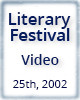 Mark Doty, 25th Annual Literary Festival, 2002