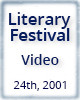Greg Bottoms, 24th Annual Literary Festival, 2001