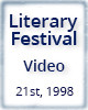 A New Dialogue: Asian and Asian-American Writers in America, 21st Annual Literary Festival, 1998