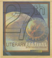 27th Literary Festival at Old Dominion University, October 4-8 [Cover]