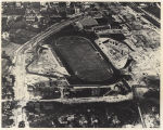 Aerial view of Foreman Field