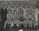 Men's Basketball Team 1933-34