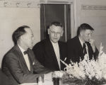 Business and Economics Club Banquet, 1958