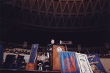 Sam Donaldson Speaking at Spring 1999 Commencement (V)