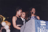 Students Speaking at the  at the NAACP Image Awards
