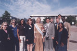 2000 Azalea Queen Visiting Old Dominion University
