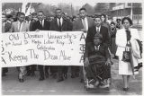 Martin Luther King Day March-Joe Jordan (II)