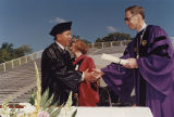 Unidentified Honorary Degree Recipient (III)