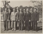 New Faculty 1937