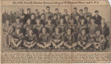 The 1935 Norfolk Division Braves, College of William and Mary and V.P.I.