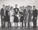 1965 Homecoming Court Group Photo