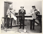 Entertainment for Alumni at Homecoming 1977