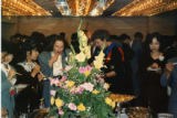 Floral Decoration at Banquet