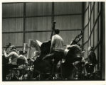Norfolk Symphony Orchestra During Rehearsal