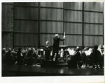 Aaron Copland Conducting the Norfolk Symphony