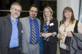 Guests at the 2013 Waldo Family Lecture Reception -3