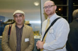 Graduate Students at the 2013 Waldo Lecture Reception