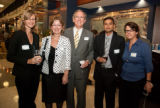 Group  at the 2010 Waldo Family Lecture reception