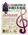 A Celebration of Women in Music