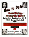How to Date: Speed Dating Monarch Style!!