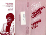 Old Dominion University Women's Center Courses Spring 1979
